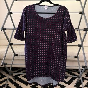 New no tag LulaRoe size medium Irma tunic top.
